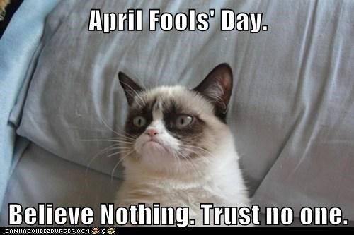 april fools believe no one